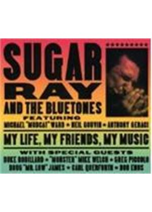 Sugar Ray & The Bluetones - MY LIFE MY FRIENDS MY MUSIC