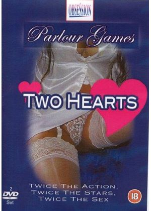 PARLOUR GAMES/TWO HEARTS      (DVD)