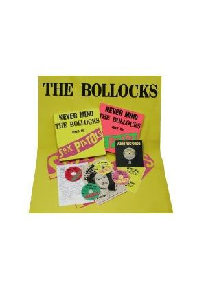 The Sex Pistols - Never Mind The Bollocks, Here's The Sex Pistols (Super Deluxe Box Set) (Music CD)