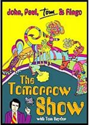 Tomorrow Show With Tom Snyder - John  Paul  Tom And Ringo