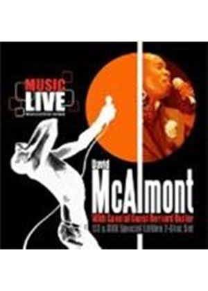 David McAlmont - Live From Leicester Square (+DVD)