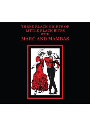 Marc Almond - Three Black Nights of Little Black Bites (+DVD)