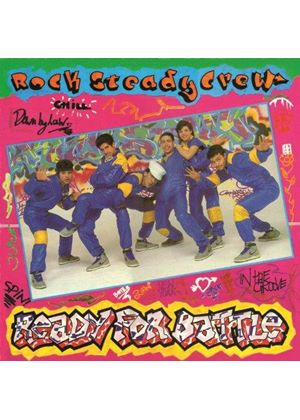 Rock Steady Crew (The) - Ready for Battle (+2DVD) (Music CD)