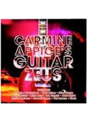 Various Artists - Definitive Carmine Appice's Guitar Zeus, The (Music CD)