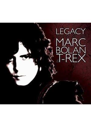 Various Artists - Legacy (The Music of Marc Bolan and T. Rex) (Music CD)