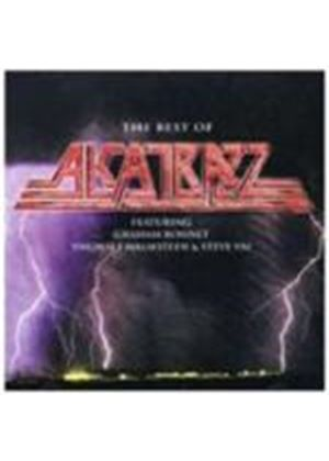 Alcatrazz - The Best Of (Music Cd)