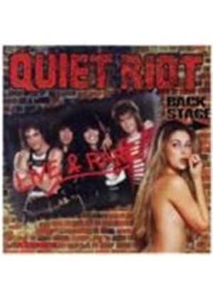 Quiet Riot - Live And Rare (Music CD)