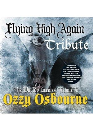 Various Artists - Worlds Greatest Tribute  Ozzy (Music Cd)