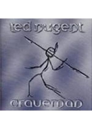 Ted Nugent - Craveman (Music CD)