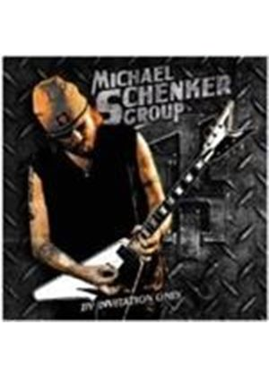 Michael Schenker Group - By Invitation Only (Music CD)