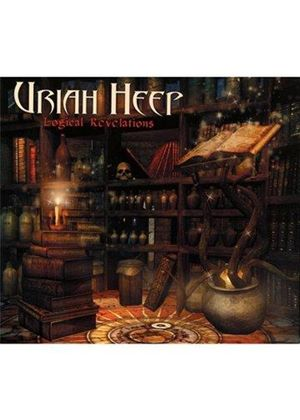 Uriah Heep - Logical Revelations (Music CD)