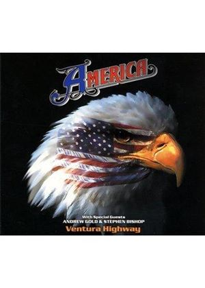 America - Ventura Highway (Live Recording) (Music CD)
