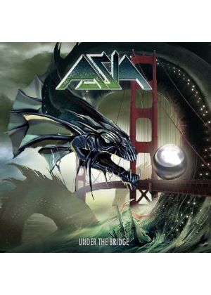 Asia - Under The Bridge - Live in San Francisco (Live Recording) (Music CD)