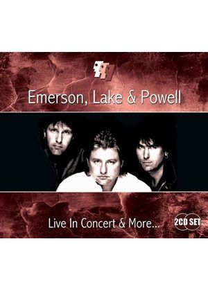 Emerson, Lake & Powell - Live in Concert (Music CD)
