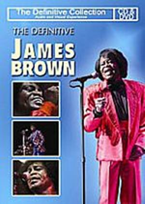 James Brown - The Definitive James Brown (DVD and CD)