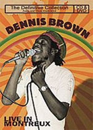 Dennis Brown - Live In Montreux (DVD and CD)
