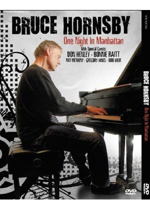 Bruce Hornsby - One Night in Manhattan (Music CD)