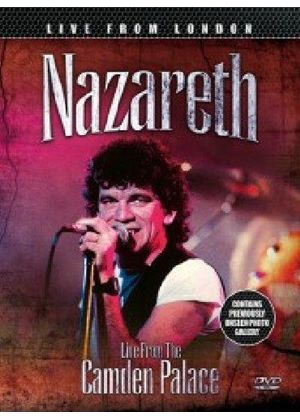 Nazareth - Live From Camden Palace (+DVD)