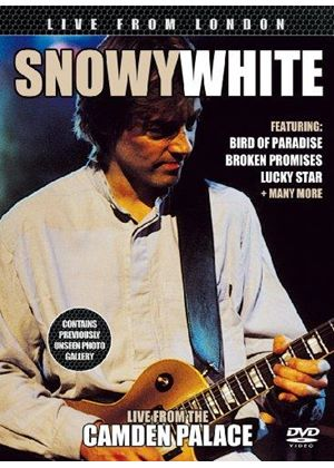 Snowy White - Live from London (Live Recording/+DVD)