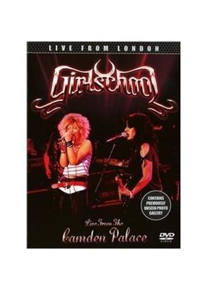 Girlschool - Live from London (Live Recording/+DVD)