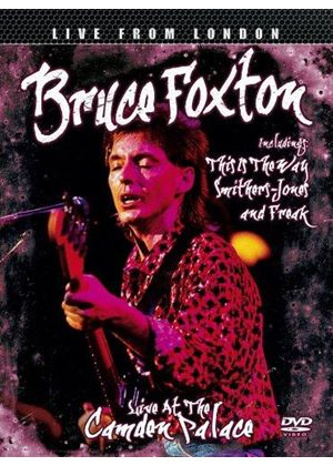 Bruce Foxton - Live From London (+DVD)