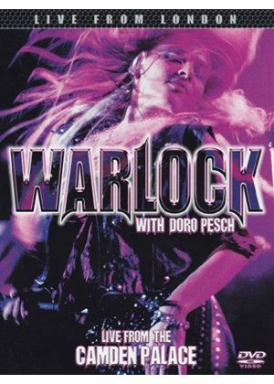 Warlock - Live From London (Live Recording/+DVD)