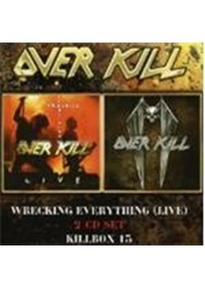 Overkill - Killbox 13/Wrecking Everything (Music CD)