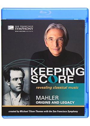 Michael Tilson Thomas And The San Francisco Symphony - Mahler Origins And Legacy (Blu-Ray)
