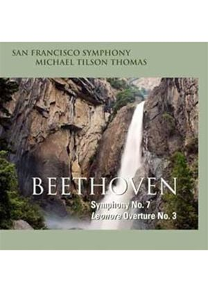Beethoven: Symphony No. 7; Leonore Overture No. 3 (Music CD)