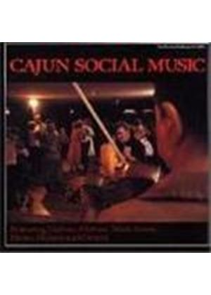 Various Artists - Cajun Social Music