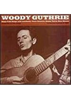 Woody Guthrie - Sings Folk Songs