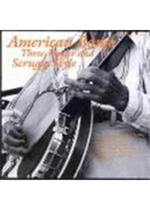 Various Artists - American Banjo: Three Finger & Scruggs Style