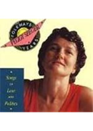 Peggy Seeger - Songs Of Love And Politics (The Folkways Years 1955-1992)