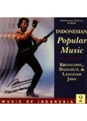 Various Artists - Indonesia 2: Indonesian Popular Music