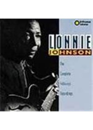 Lonnie Johnson - Complete Folkways Recordings
