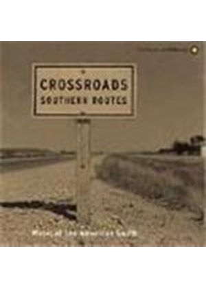 Various Artists - Crossroads - Southern Routes (The Music Of The American South/+CD-Rom) [ECD]