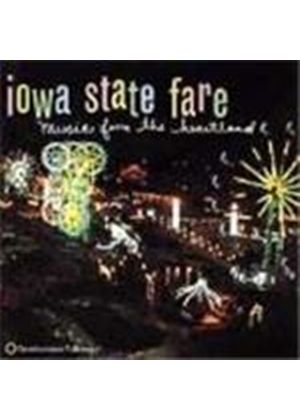 Various Artists - Iowa State Fare - Music From The Heartland (Celebrating 150 Years Of Iowa Statehood)