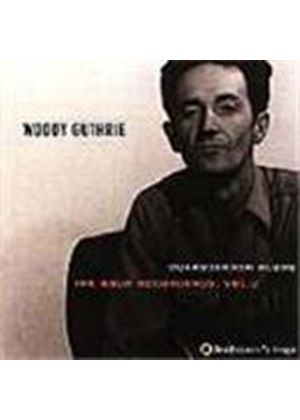Woody Guthrie - Asch Recordings Vol.2, The (Muleskinner Blues)