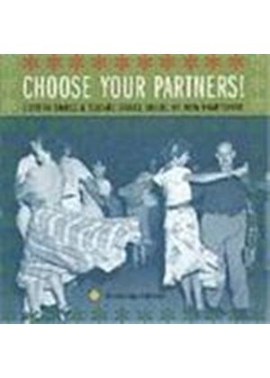 Various Artists - Choose Your Partners (Contra Dance & Square Dance Music Of New Hampshire)