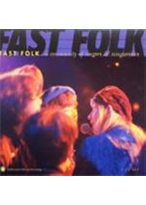 Various Artists - Fast Folk (A Community Of Singers & Songwriters)