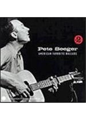 Pete Seeger - American Favourite Ballads Vol.2