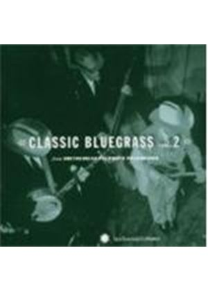 Various Artists - Classic Bluegrass Vol.2