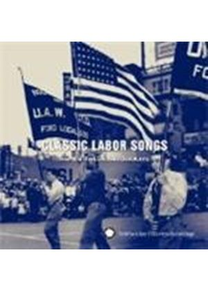 Various Artists - Classic Labor Songs