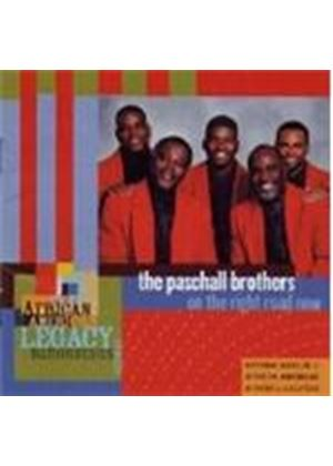 The Paschall Brothers - On The Right Road Now (Music CD)
