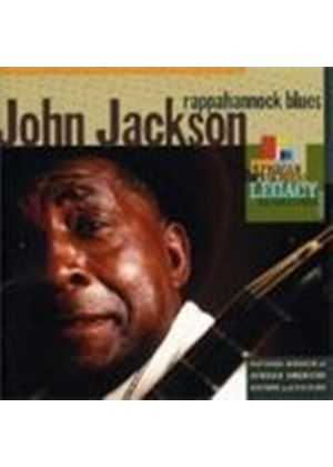 John Jackson - Rappahannock Blues (Music CD)