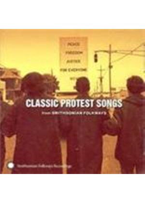 Various Artists - Classic Protest Songs (Music CD)
