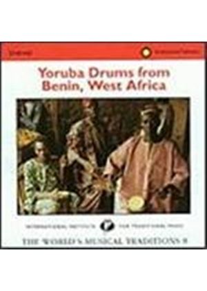 Various Artists - Yoruba Drums From Benin (The World's Musical Traditions #8)