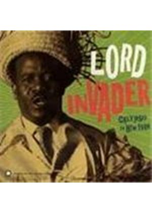 Lord Invader - Calypso In New York (The Asch Recordings 1946-1961)