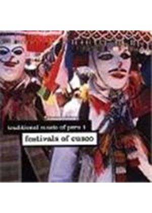 Raul R. Romero - Peru - Traditional Music Of Peru Vol.1 (Festivals Of Cusco)