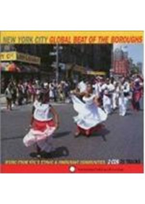 Various Artists - New York City - Global Beat Of The Boroughs